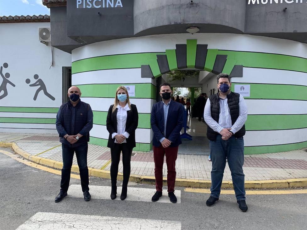 Granada.- Coronavirus.- Maracena planea más de 3.000 test a usuarios de actividades deportivas, culturales y juveniles