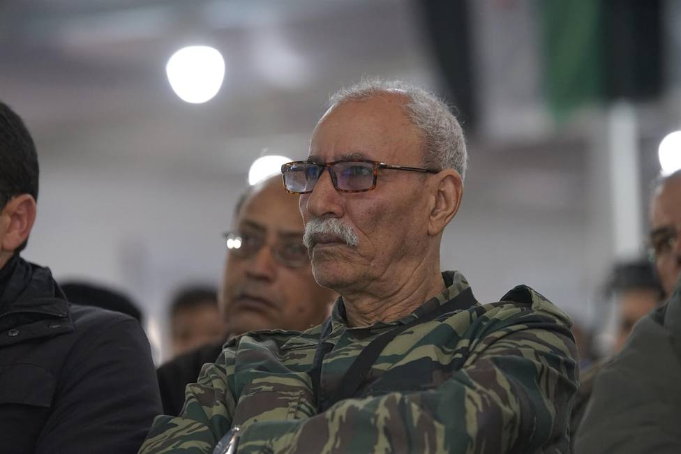 Brahim Gali, presidente de la RASD - CEDIDA POR EL FRENTE A EUROPA PRESS