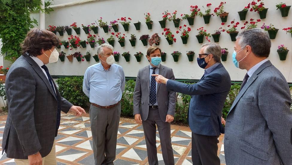La Delegación del Gobierno designa a los presidentes de la Plaza de Toros de Los Califas