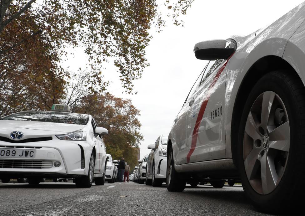 Los taxis eléctricos podrán trabajar en Madrid los siete días de la semana