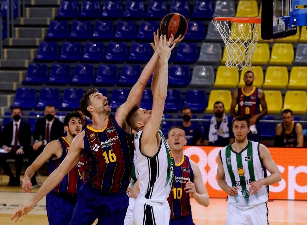 Barça - Joventut Badalona