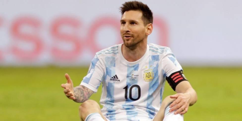 Victoria de Argentina y clasificación para cuartos de la Copa América