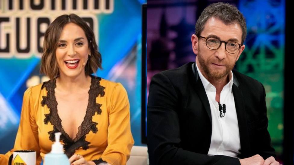 Tamara Falcó deja mudo a Pablo Motos con su chiste sobre el nuevo cargo de Toni Cantó: A modo personal