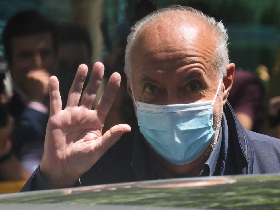 José Luis Moreno presenta el aval hipotecario de la fianza que le exigía el juez para evitar entrar en prisión