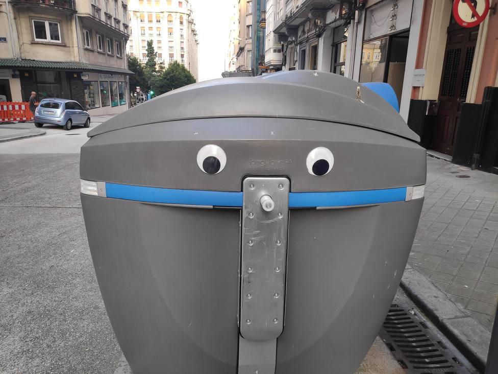 Ojos en Menéndez Pelayo