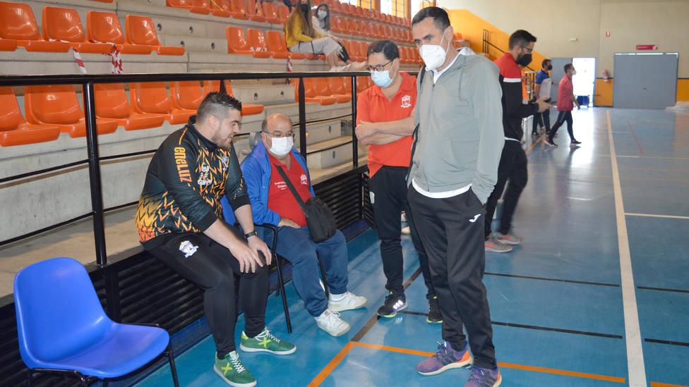 Motril, Albolote, Alhendín y Loja compiten en la Tercera División Nacional de fútbol sala