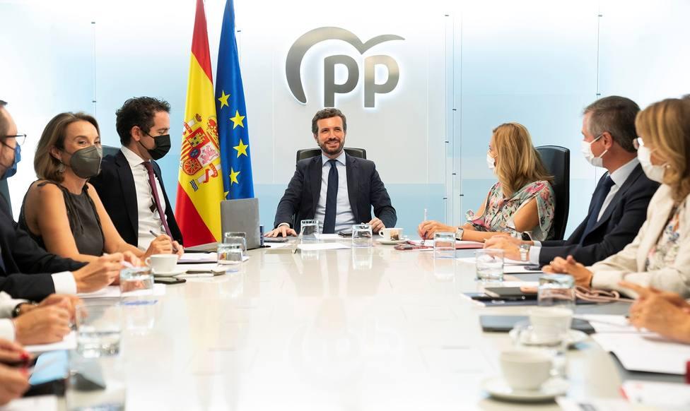 Comité de Dirección del Partido Popular en Madrid