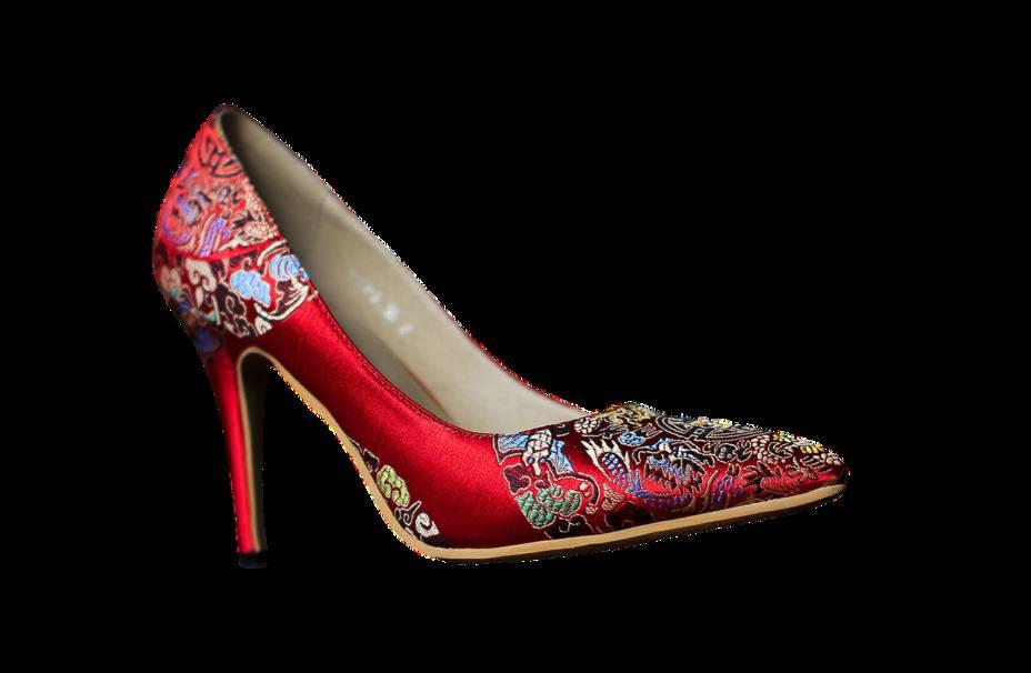 La historia del zapato de tacón