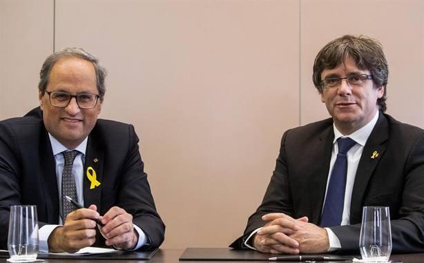 La defensa de Puigdemont reconoce un error en la querella que han presentado contra Llarena