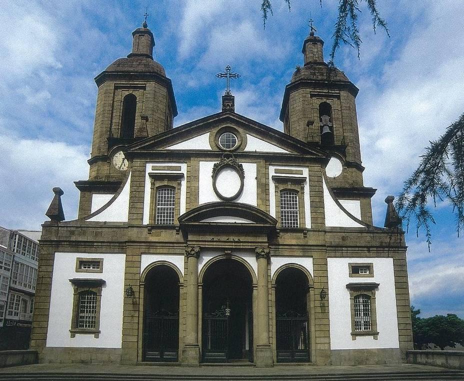 Imagen del exterior de la Concatedral de San Julián