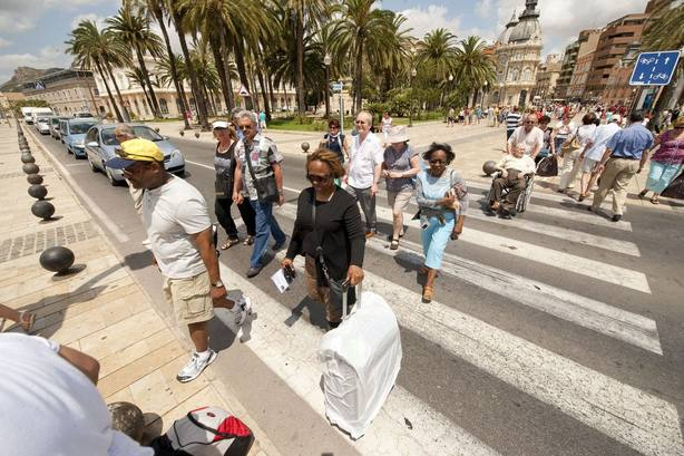 El turismo creció en el 2018