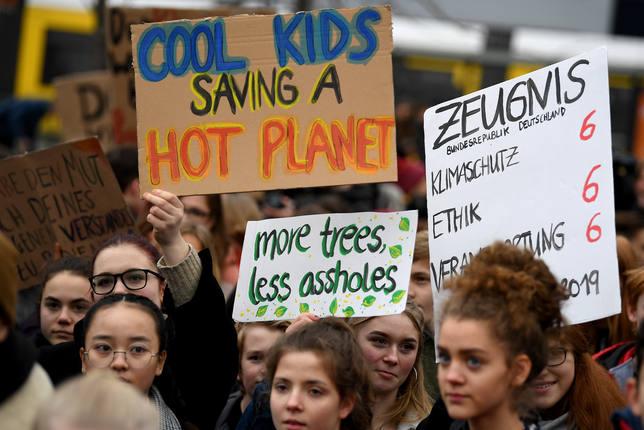 Cs comparte la preocupación de los jóvenes por el cambio climático pero no se pronuncia sobre la huelga del 15M