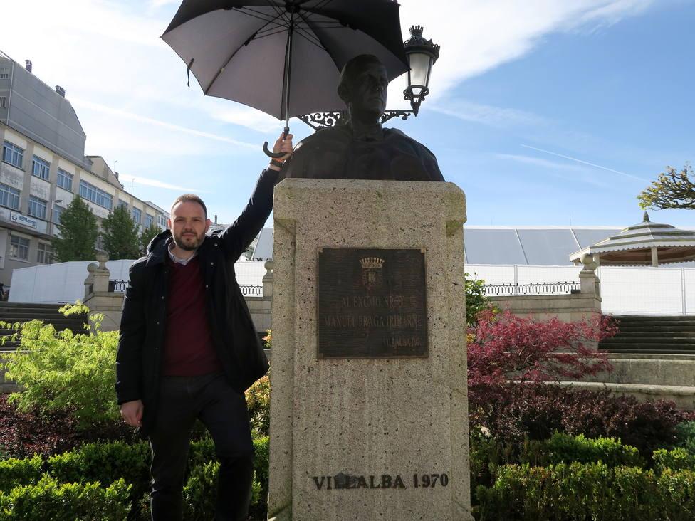 """Cs alaba a Fraga en Vilalba y dice que no hubiese permitido la """"corrupción del PP"""""""