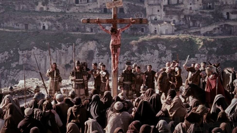 DIRECTO   Jesús está siendo crucificado
