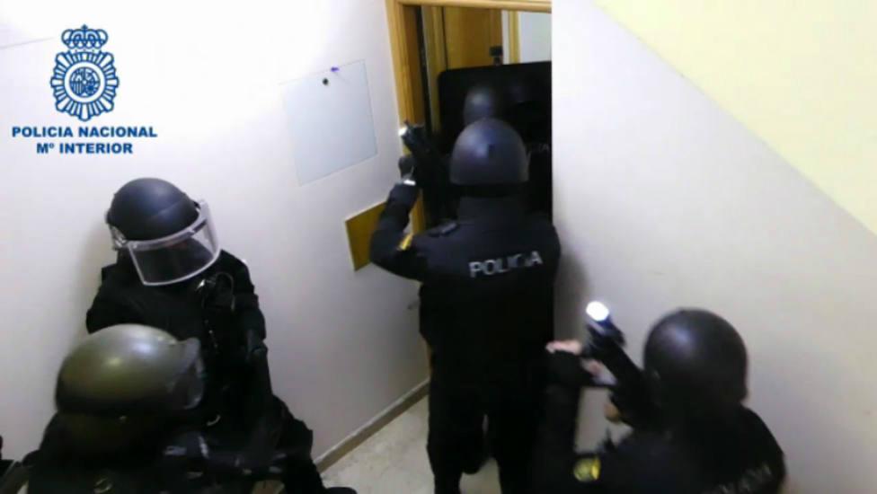 332 kilos de droga intervenidos y 12 detenidos en una operación sin precedentes en España