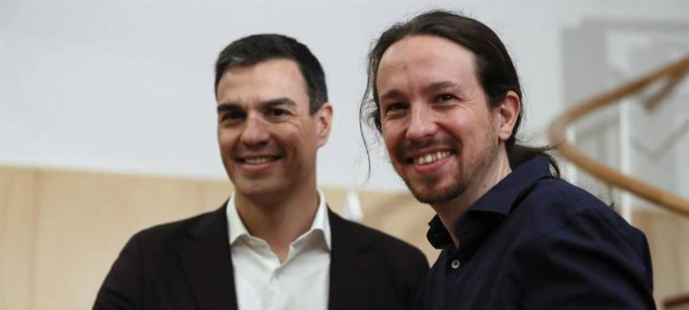 Sánchez se abre al voto independentista y a permitir que Podemos tenga sus propios ministros, noticia hoy
