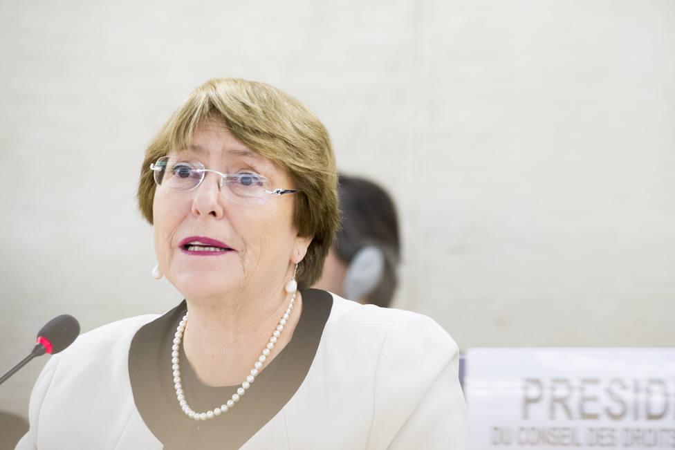 Bachelet pide a todos los países que den pasos positivos para erradicar la discriminación