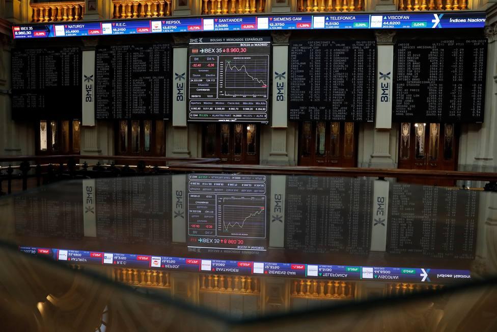 Los mercados agradecen la menor tensión comercial entre China y EEUU, mientras esperan noticias del BCE