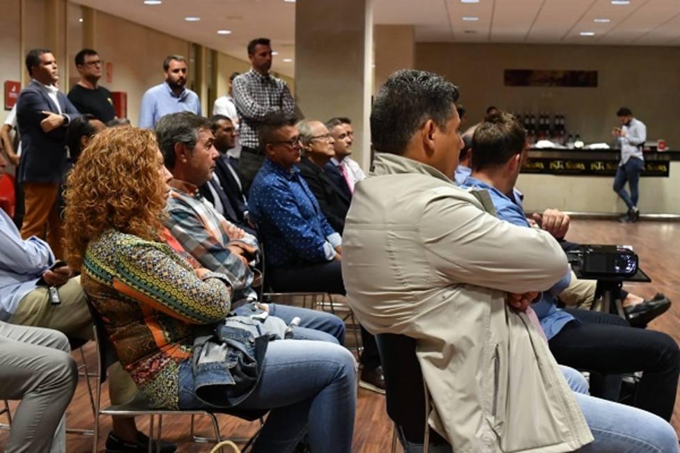 El Real Murcia pone en marcha su club de empresas