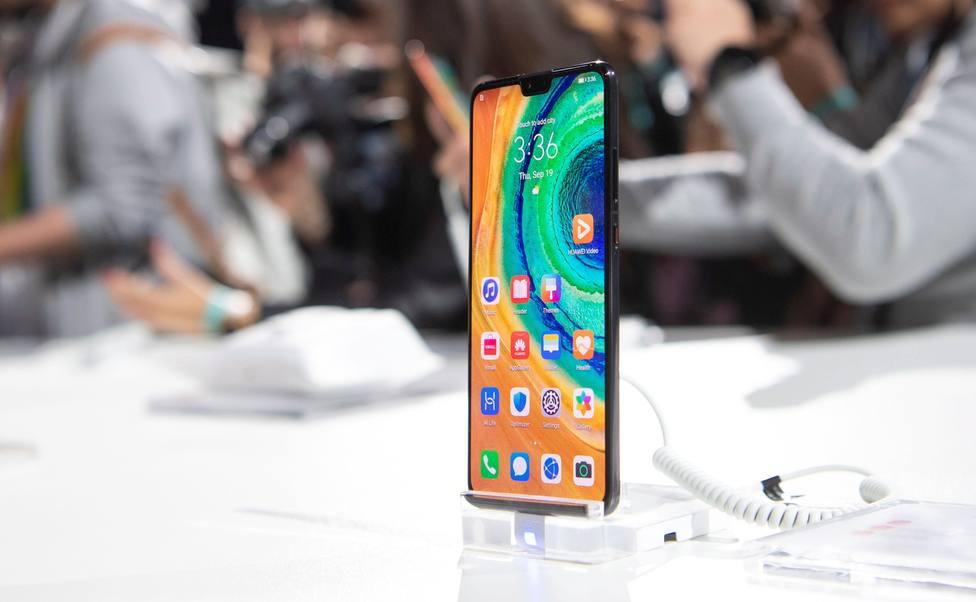 Huawei rediseña el teléfono inteligente con su innovadora serie Huawei Mate 30