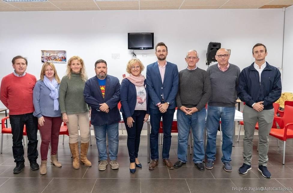Francisca Soto elegida presidenta de la Junta Vecinal Municipal de El Algar