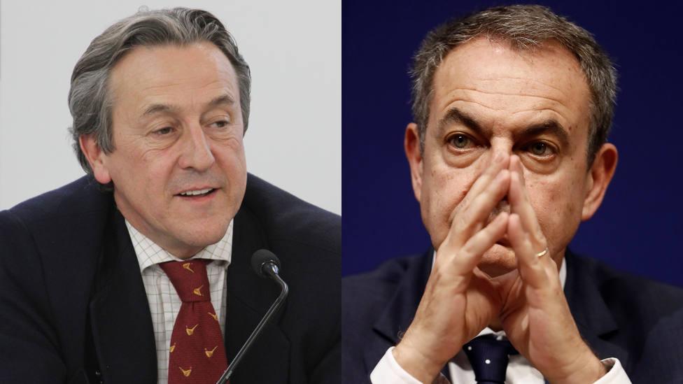 Hermann Terstch arremete contra Zapatero tras estas declaraciones sobre Vox