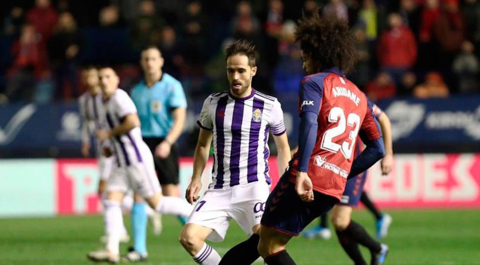 Osasuna - Valladolid, en El Sadar (@LaLiga)