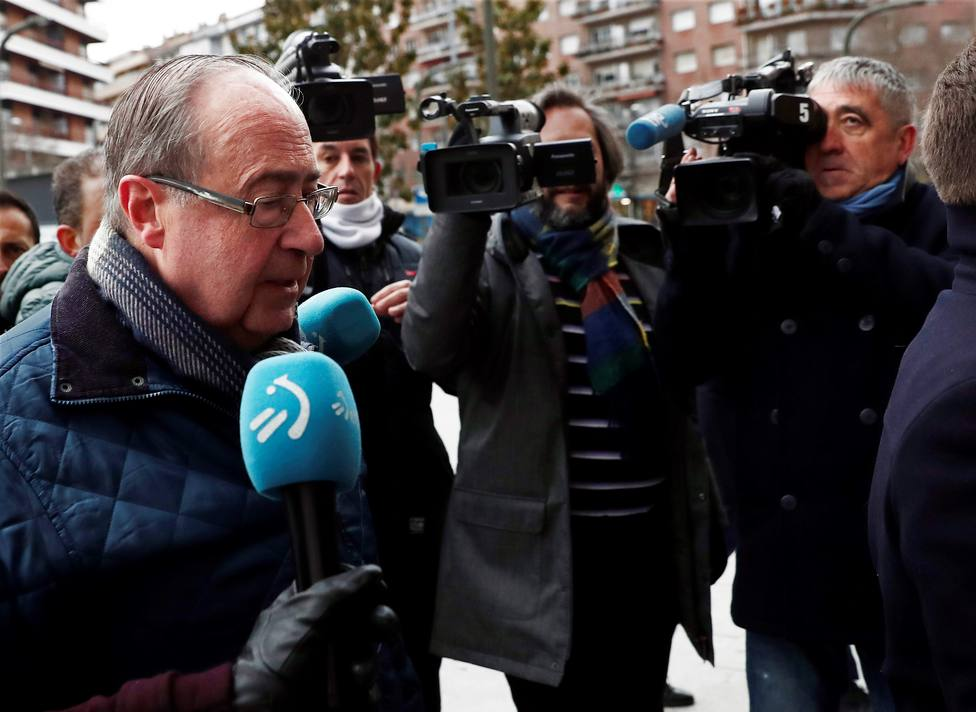 El exgerente de Osasuna reconoce que pagó hasta 400.000 euros a otros equipos para amañar partidos