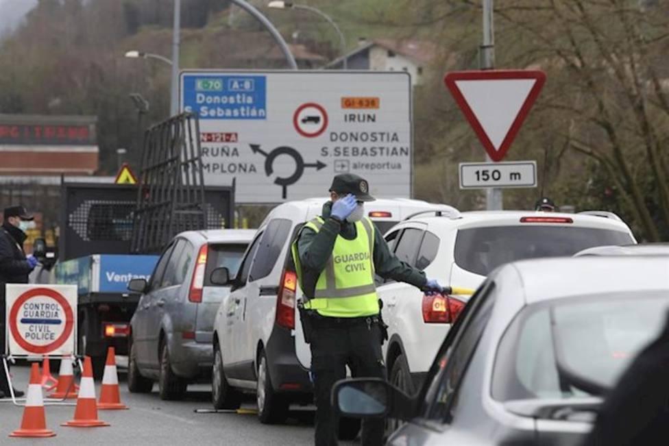 Más de 500 agentes contagiados y 2.000 en cuarentena por coronavirus en Madrid