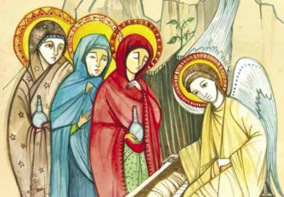 Ya puedes descargarte la guia de la Iglesia española para participar en los oficios de Semana Santa desde casa