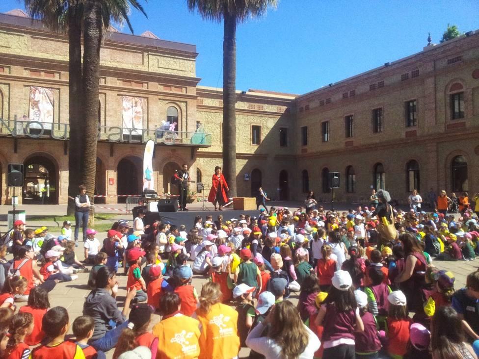 Más de 5.000 niños de Barcelona participarán en El Juego Perdido desde casa