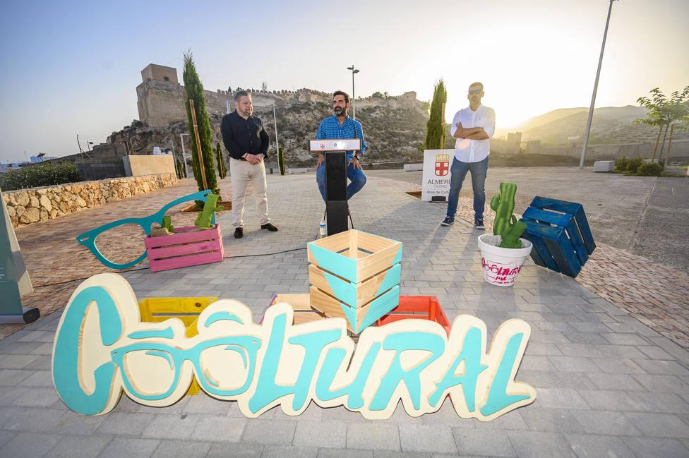 Almería estrena La Hoya como espacio escénico para el Cooltural Go! con Amaral, 091, Carolina Durante...