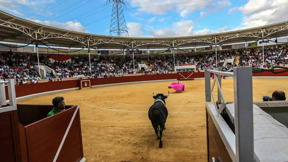 La plaza de toros de Villaseca de la Sagra no podrá celebrar este año el Alfarero de Oro