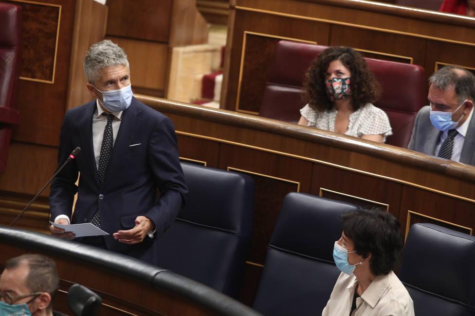 Vox busca que Marlaska aclare al Congreso si comparte el pésame de Sánchez por el suicidio de un etarra