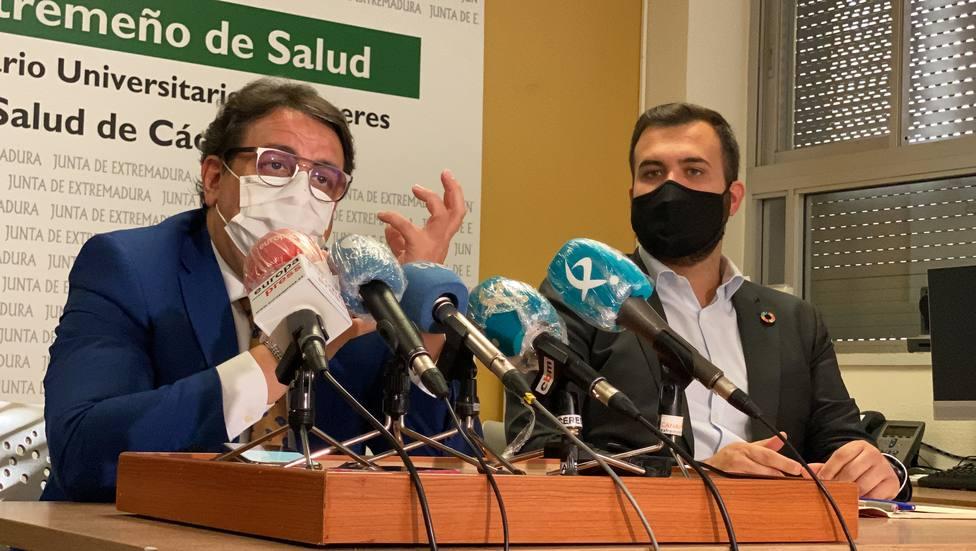 Nuevas medidas preventivas en Cáceres para reducir contagios de COVID19
