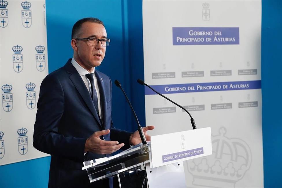 Foto Consejero de Salud del Principado de ASturias (Europa Press)