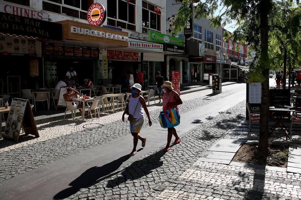Portugal ordena el confinamiento del 70 % de su población