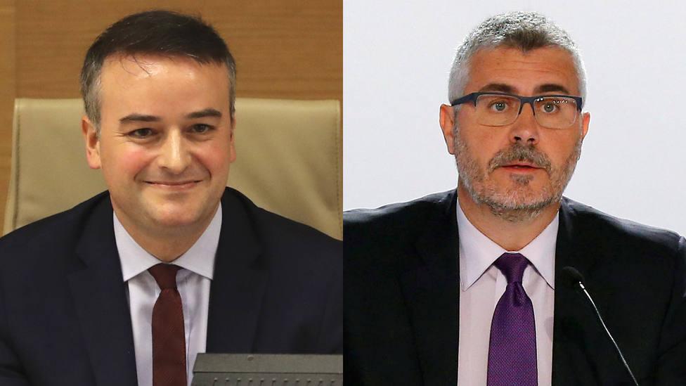 Iván Redondo y Miguel Ángel Oliver: los hombres del presidente para decidir qué noticias son falsas