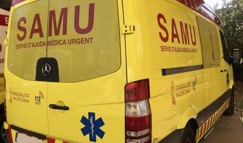 Una joven de 23 años, en estado grave tras ser apuñalada en plena calle en El Campello