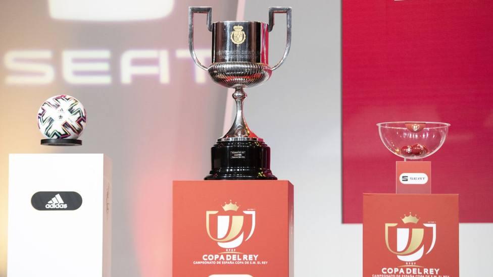Sevilla, Betis y Tomares ya tienen rivales en la Copa del Rey