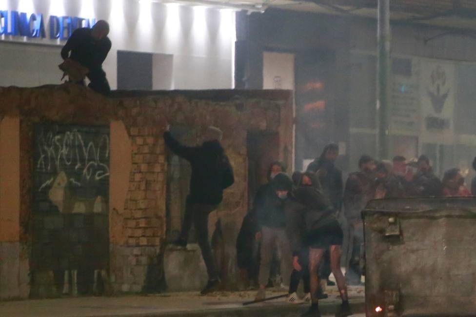Disturbios Gamonal