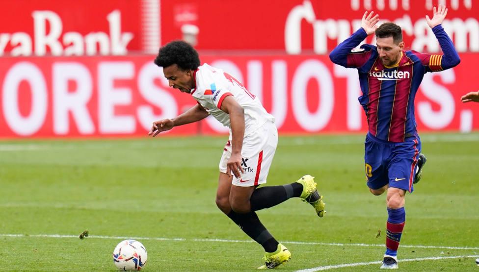 Sevilla-Barcelona (0-2): Sin ritmo, sin chispa, sin nada…