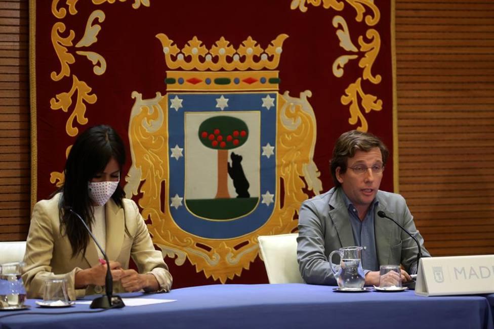 Almeida y Villacís garantizan que acabarán la legislatura