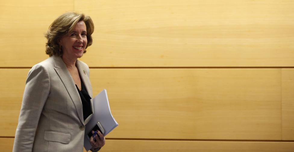 Ana de la Cueva, secretaria de Estado de Economía