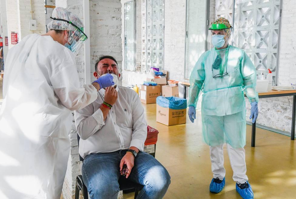 Madrid notifica 415 contagios en las últimas 24 horas