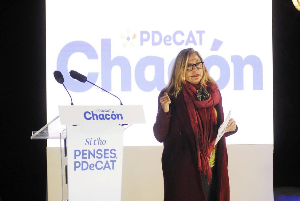 Joana Ortega se desmarca de la presidencia del PDeCAT, pero afirma que seguirá 'cercana' al proyecto