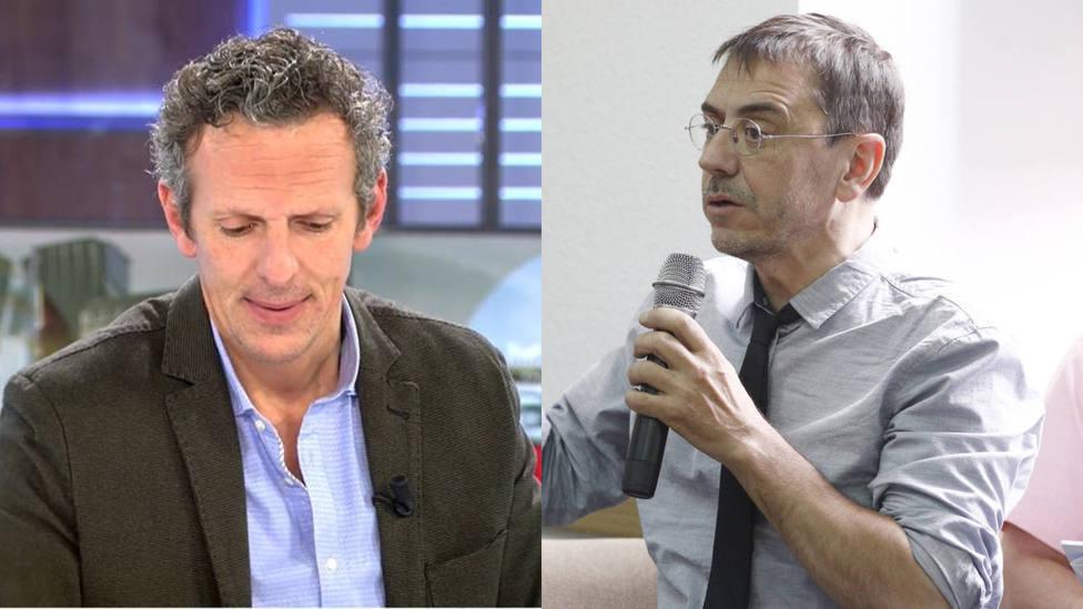 Joaquín Prat corta en directo Cuatro al Día para frenar a Monedero: ¿Son fascistas?