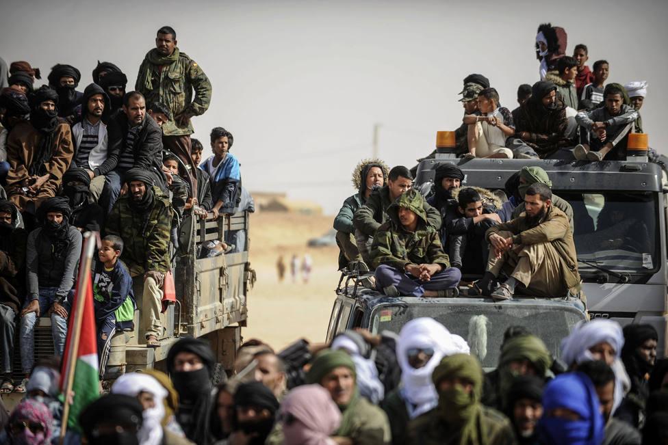 Podemos se desmarca del Gobierno para apoyar el referéndum del Sáhara en plena crisis diplomática