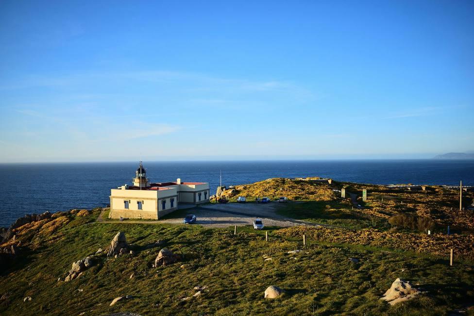 Zona de Cabro Prior, en la costa de Covas, en Ferrol - FOTO: Alejandro Martínez