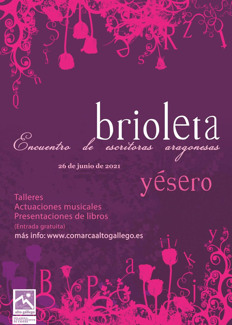 Cartel de Brioleta